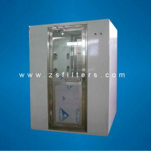 Manual Doors Air Shower