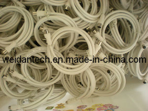 Pearly-Lustre 3 Meter Coaxial Flylead Antenna Cable pictures & photos