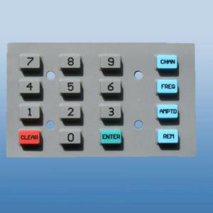 Rubber Keypads