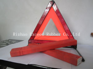 Auto Parts Auto Accessory of Car Warning Triangle Sign