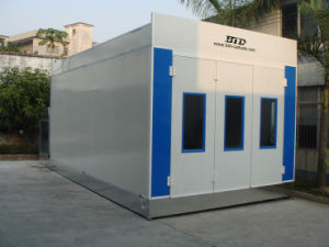 Btd Car Infrared Heat Lamps Spray Booth for Sale with pictures & photos