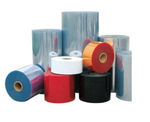 Super Clear PVC Film for Offset Printing / Vacuum Forming pictures & photos