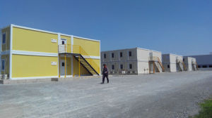 Quality Prefab Container Dormitory for Uniersity Students pictures & photos