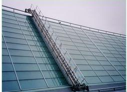 Slide Window Cleaning Gondola