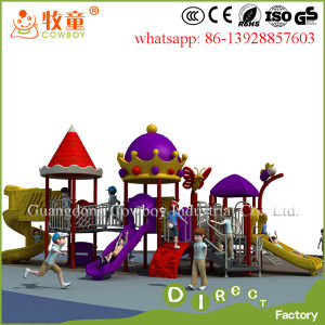 Preschool Playground Equipment for Outdoor Play Area pictures & photos
