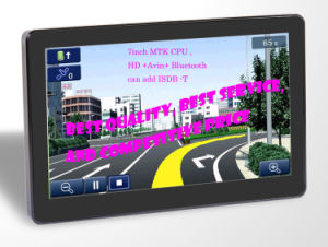 HD Pixel 7 Inch GPS With FM AV Bluetooth and TV,All Map (Garmin,IGO Navitel navitel.TOMTOM) Is Ok