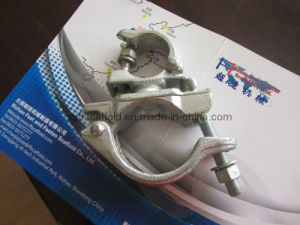 Construction Pipe Fitting Quick Clamp 89*48.3mm Scaffolding Coupler pictures & photos