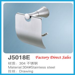 Factory Direct Sales Bathroom Paper Holder (J5018E) pictures & photos