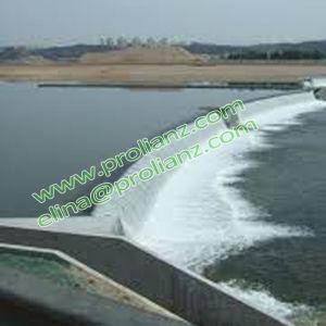 Manufacturer Supply Hydropower Inflatable Dam to Saudi Arabia