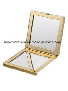Double Side Portable Mirror Square Make up Mirror L′oreal Audit Cosmetic Mirror BPS023 pictures & photos
