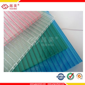 UV Coated Color Polycarbonat Plastic Roofing Sheets for Sale pictures & photos