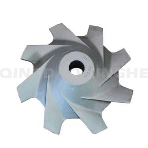 Customized Auto Water Pump Impeller with Painting pictures & photos