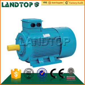 TOPS Y2 Series AC Three Phase Electric Induction Motor Price Made in China pictures & photos