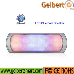 High Quality Wireless LED Rectangular Block Stereo Speaker for Gift pictures & photos