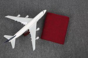 100% Acrylic Woven Airline Blanket (HF0018)