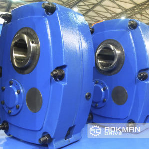 The Best Quality ATA Hxg Smr Series Shaft Mounted Gearbox pictures & photos