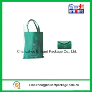 Foldable Non Woven Wine Bottle Shopping Bag pictures & photos