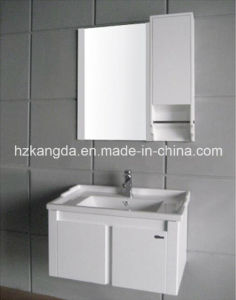 PVC Bathroom Cabinet/PVC Bathroom Vanity (KD-298A) pictures & photos