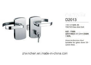 Xc-D2013 High Quality Glass Door Lock pictures & photos