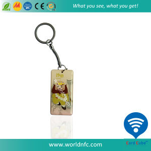 Special Shaped 125kHz Tk4100 RFID Epoxy Card pictures & photos
