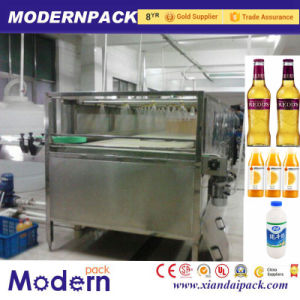 Commercial Beverage Spray Sterilizing Flash Pasteurization Machine pictures & photos