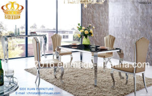 Modern Living Room Furniture Glass Table Sj808 pictures & photos