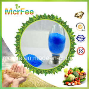 High Quality Copper Sulphate Powder / Granular Min 98% pictures & photos