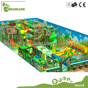 Kids Castle Theme Indoor Playground Equipment pictures & photos