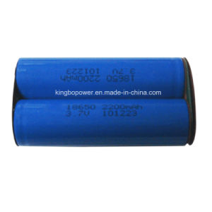 3.7V Lithium-Ion Rechargeable Battery for Camera (4400mAh)