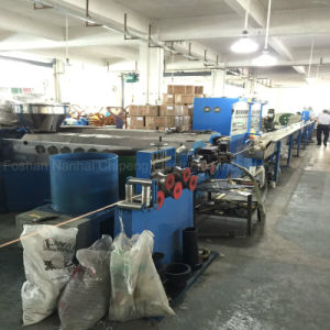 PVC Insulation Wire Cable Extruding Machine pictures & photos