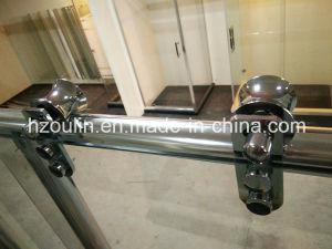 Shower Door with Big Stainless Steel Roller pictures & photos