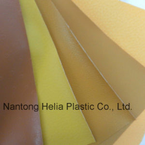 PU Garment Elastic Synthetic Leather pictures & photos