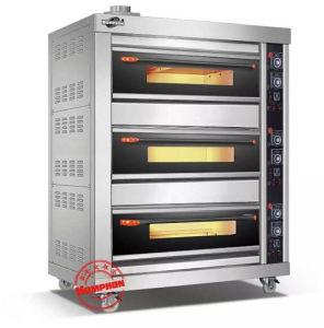 Glass Door Gas Bread Oven pictures & photos