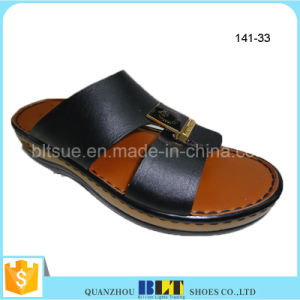 Top Sale Lichee Pattern Ship Slippers pictures & photos