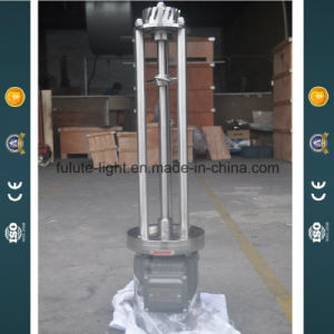 Sanitary Stainless Steel High Shear Emulsion Machine pictures & photos