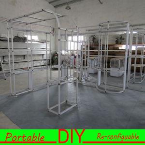 Aluminum Material Portable Flexible Modular Trade Show Booth pictures & photos