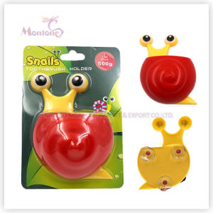 Bathroom Accessories Kids Animal Toothbrush Holder with Sucker (snail-shaped) pictures & photos