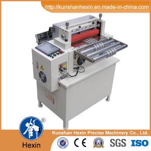 Hx-360b Microcomputer Conductive Fabric Cutting Machine pictures & photos