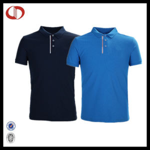 Custom Design Men′s Sport Shirt Polo pictures & photos