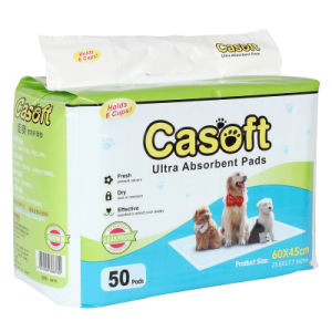 Fresh, Dry and Effective Pet Pads