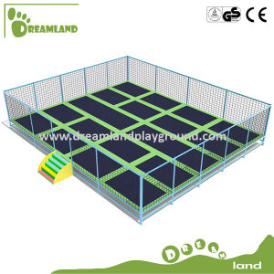 Amusement Park Sports Indoor Playground Trampoline Games for Teenagers with Free Custom Design pictures & photos