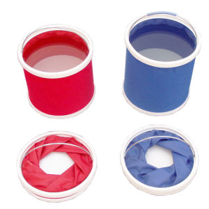 Foldable Water Bucket pictures & photos