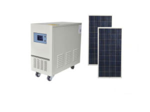Solar Power System 1kw 2kw 3kw 5kw pictures & photos