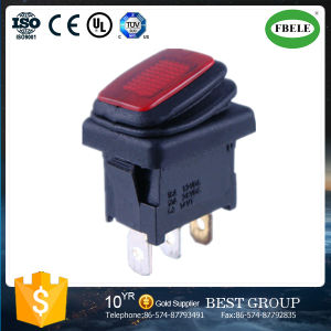 Miniature Rocker Switch Mini Switches Miniature Illuminated Rocker Switch pictures & photos