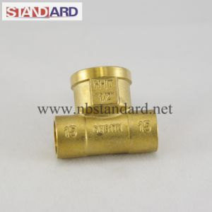Brass Nipple Male Thread Fitting pictures & photos