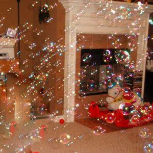 Popular Mini 300W Bubble Machine pictures & photos