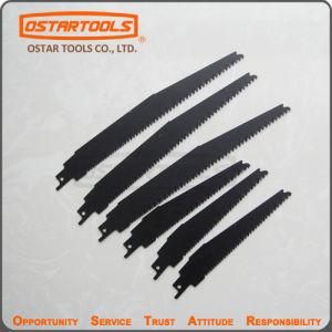 Tungsten Carbide Tip Reciprocating Saw Blade pictures & photos