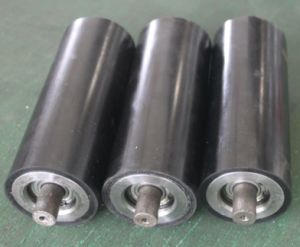 PU Rubber Roller for Conveyor pictures & photos
