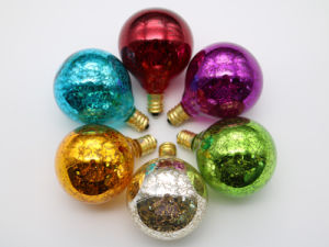New Design Colorful LED Bulb for Decoration