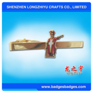 Custom Men′s Jewelry Wholesale Tie Bar Metal Tie Clip pictures & photos
